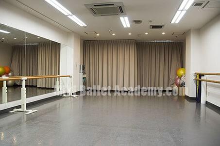 miki ballet academy studio